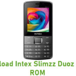 Intex Slimzz Duoz Stock ROM