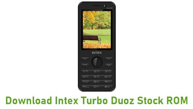 Download Intex Turbo Duoz Stock ROM
