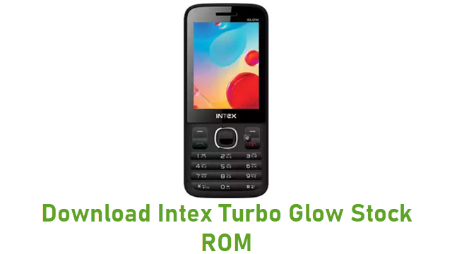 Download Intex Turbo Glow Stock ROM