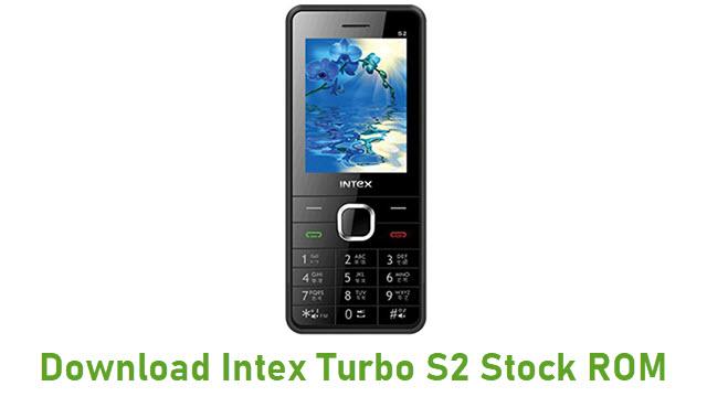 Download Intex Turbo S2 Stock ROM