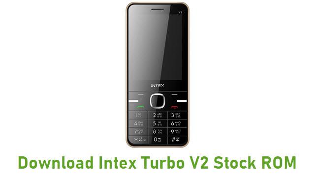 Download Intex Turbo V2 Stock ROM