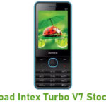Intex Turbo V7 Stock ROM