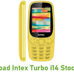 Intex Turbo i14 Stock ROM