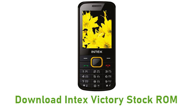Download Intex Victory Stock ROM