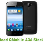 QMobile A36 Stock ROM