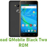 QMobile Black Two Stock ROM