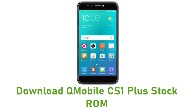 Download QMobile CS1 Plus Stock ROM