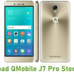 QMobile J7 Pro Stock ROM