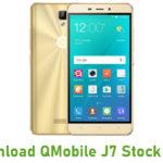 QMobile J7 Stock ROM