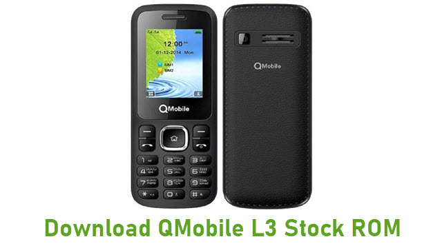 Download QMobile L3 Stock ROM