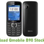 Qmobile B90 Stock ROM