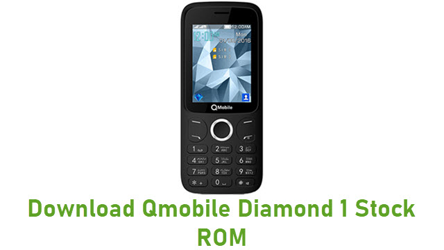 Download Qmobile Diamond 1 Stock ROM