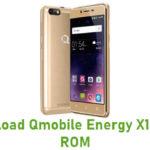 Qmobile Energy X1 Stock ROM
