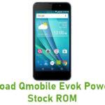 Qmobile Evok Power Lite Stock ROM