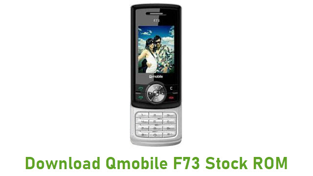 Download Qmobile F73 Stock ROM