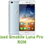 Qmobile Luna Pro Stock ROM