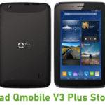 Qmobile V3 Plus Stock ROM