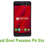 Qnet Passion P6 Stock ROM
