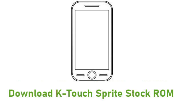 Download K-Touch Sprite Stock ROM
