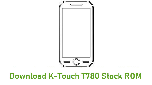 Download K-Touch T780 Stock ROM