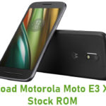 Motorola Moto E3 XT1700 Stock ROM