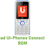Ui-Phones Connect 1 Stock ROM