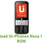 Ui-Phones Nexa 1 Stock ROM