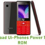 Ui-Phones Power 1 Stock ROM