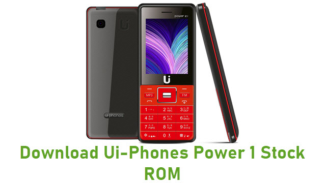 Download Ui-Phones Power 1 Stock ROM