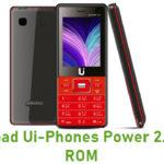 Ui-Phones Power 2.1 Stock ROM