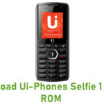 Ui-Phones Selfie 1 Stock ROM
