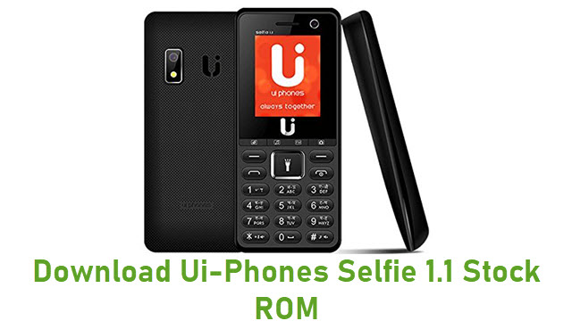 Download Ui-Phones Selfie 1.1 Stock ROM