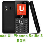 Ui-Phones Selfie 3 Stock ROM