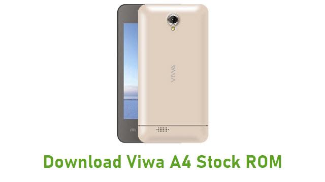 Download Viwa A4 Stock ROM