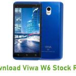 Viwa W6 Stock ROM