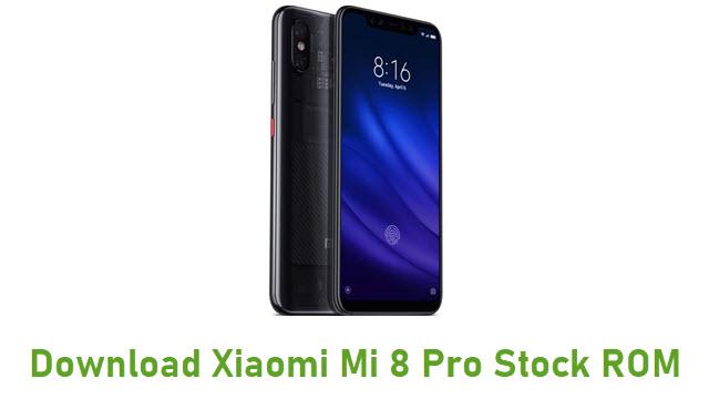 Download Xiaomi Mi 8 SE Stock ROM
