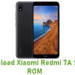 Xiaomi Redmi 7A Stock ROM