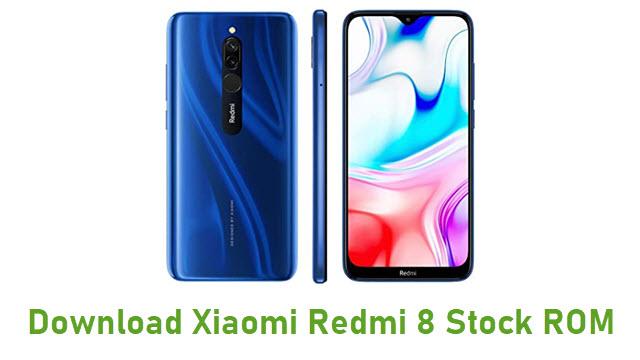 Download Xiaomi Redmi 8 Stock ROM