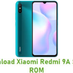 Download Xiaomi Redmi 9A Stock ROM