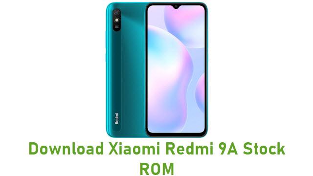 Download Xiaomi Redmi 9A Stock ROM