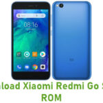 Xiaomi Redmi Go Stock ROM