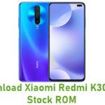 Xiaomi Redmi K30 Pro Stock ROM