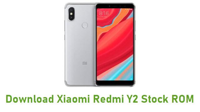 Download Xiaomi Redmi Y2 Stock ROM