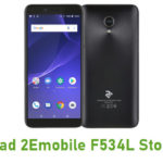 2Emobile F534L Stock ROM