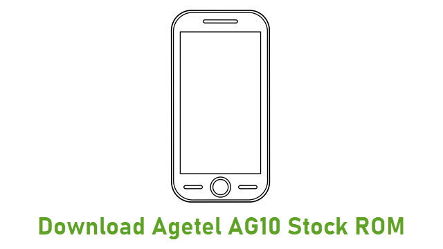 Download Agetel AG10 Stock ROM
