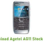 Agetel AG11 Stock ROM