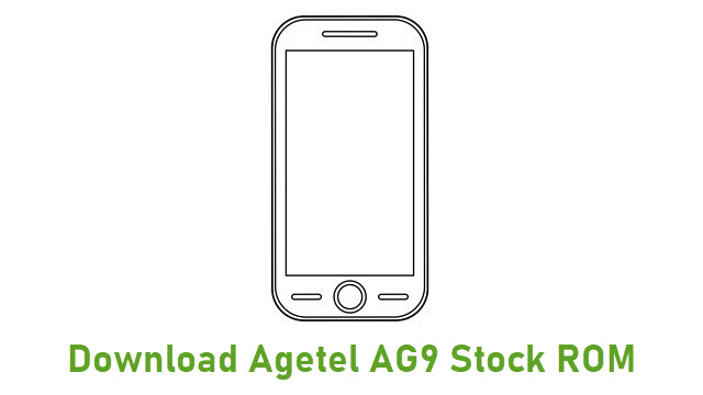 Download Agetel AG9 Stock ROM