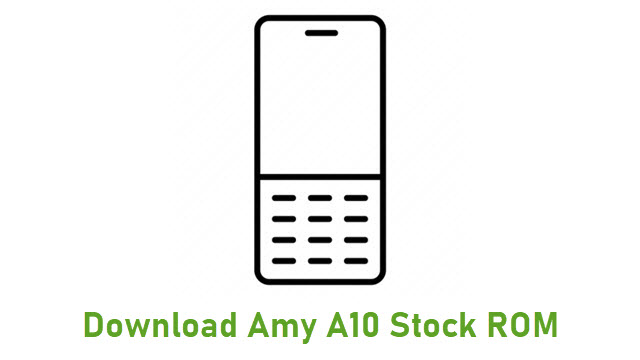 Download Amy A10 Stock ROM