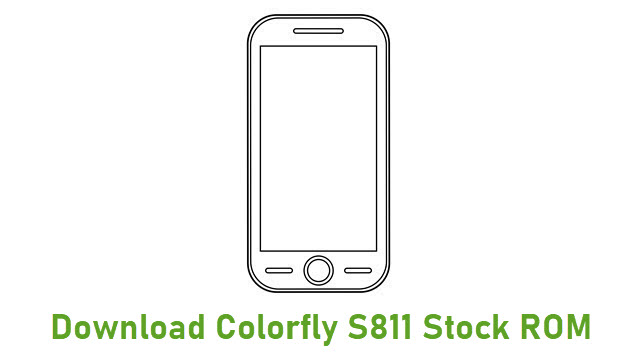 Download Colorfly S811 Stock ROM