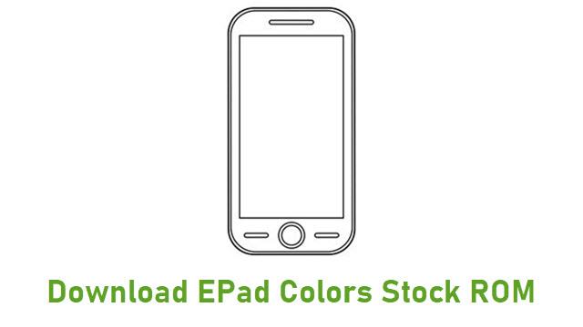 Download EPad Colors Stock ROM